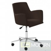 SUNNY OFFICE CHAIR BROWN