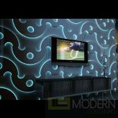 LED LIT 3D PANEL A2