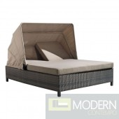 Siesta Key Double Chaise by Zuo Modern