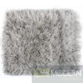 Modrest Sitka Modern Light Grey Large Area Rug