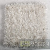 Modrest Sitka Modern White Small Area Rug
