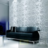 SKY FALL- Exterior and Interior Glue on Wall 3d Surface Panel. 33 panels 32.29 sf