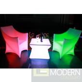 Glowing LED Chair  furniture MCYK-7190