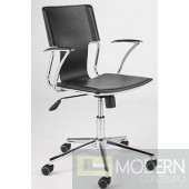TERRY OFFICE CHAIR BLACK