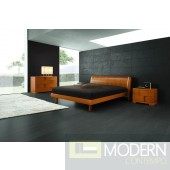 SMA Trendy Cherry Bed - Made in Italy