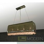 Modrest VIG001 Modern Crystal Ceiling Lamp