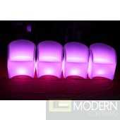 Glowing LED Chair  furniture MCYK-6181