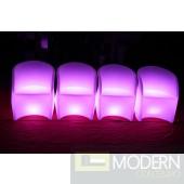 Glowing LED Chair  furniture MCYK-6181