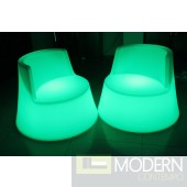 Glowing LED Chair  furniture MCYK-6563