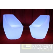 Glowing LED Chair  furniture MCYK-6573