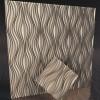 TexturedSurface 3d wall panel TSG209