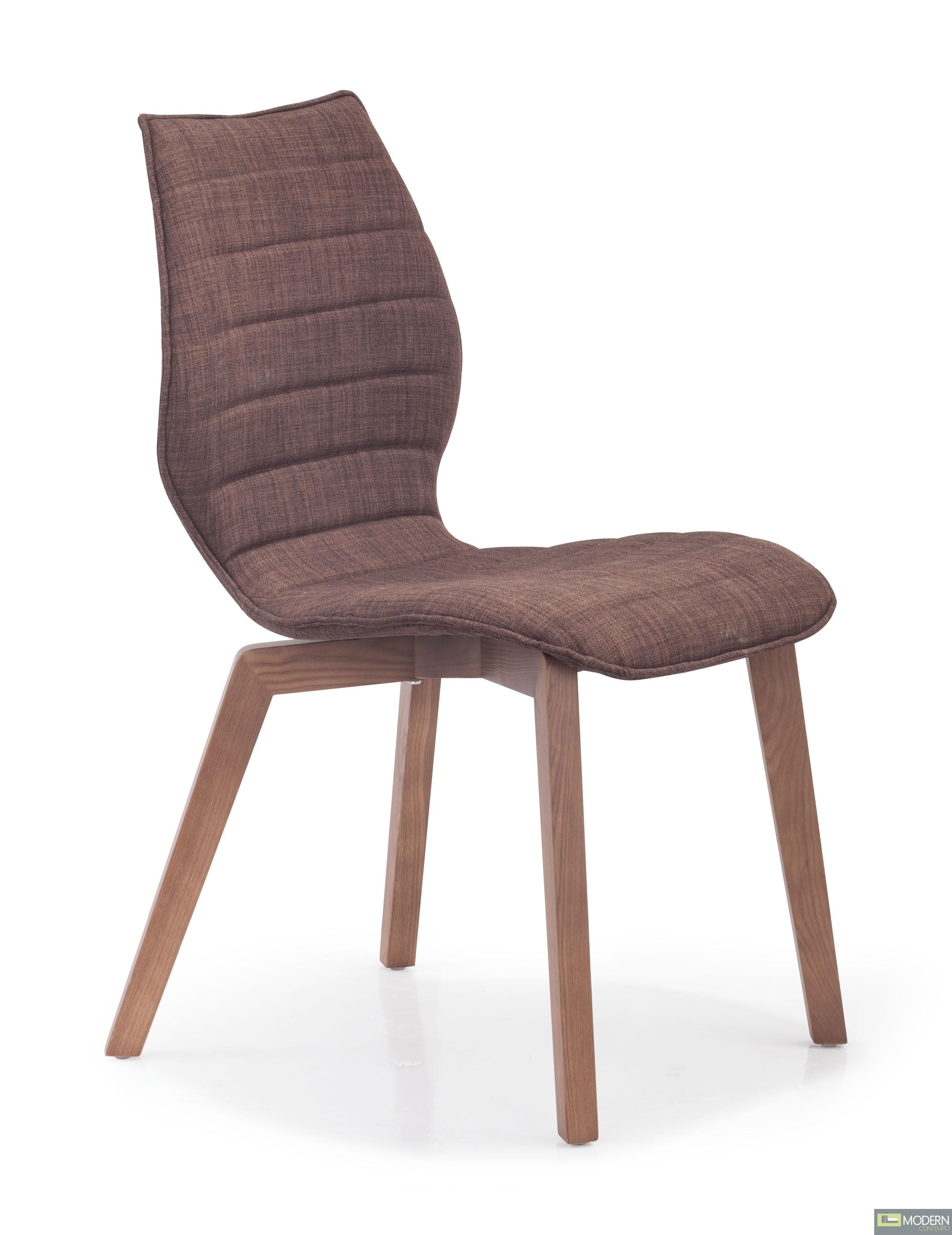 Aalborg Chair Tobacco Fabric