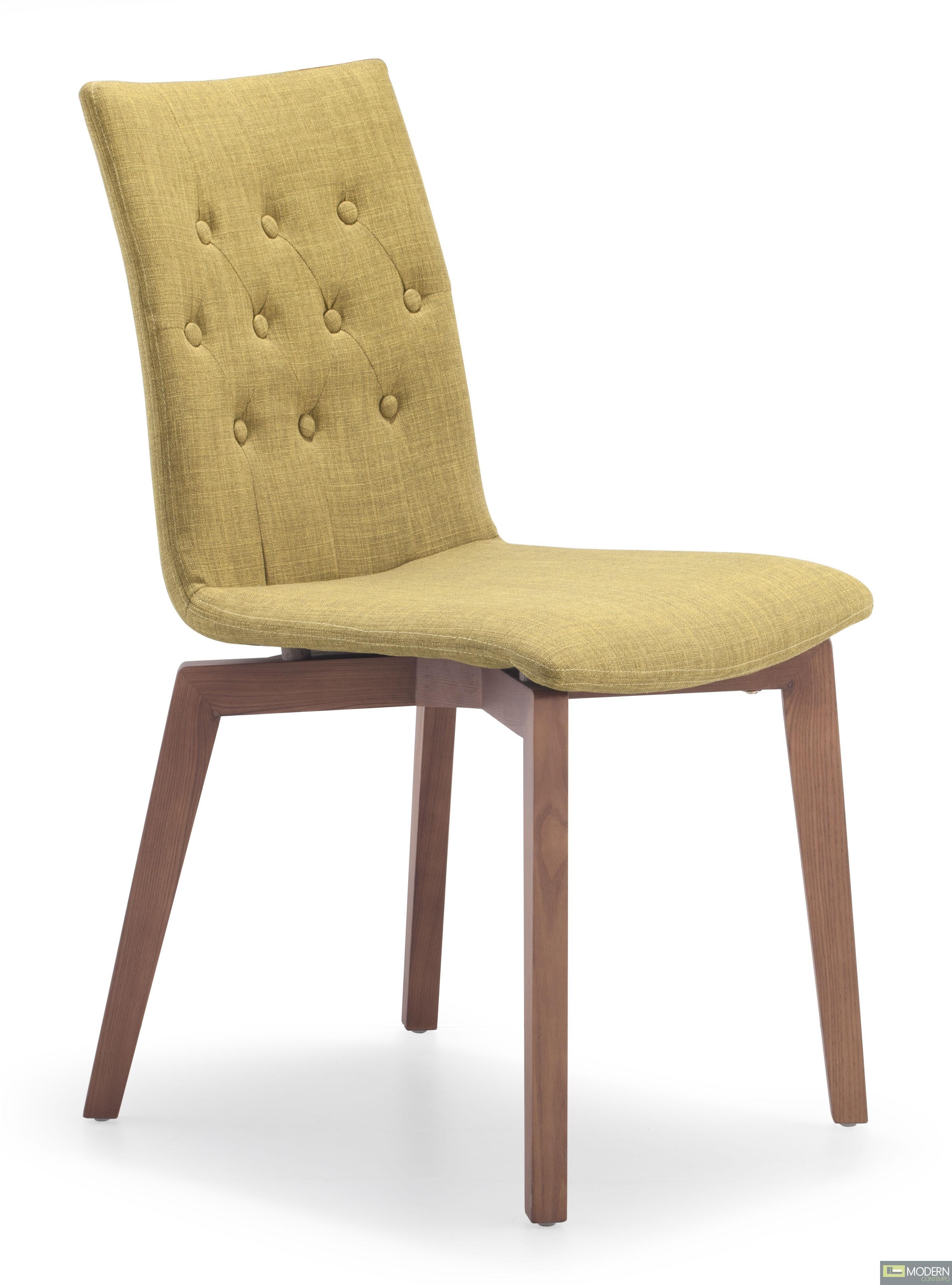 Orebro Chair Pea Fabric