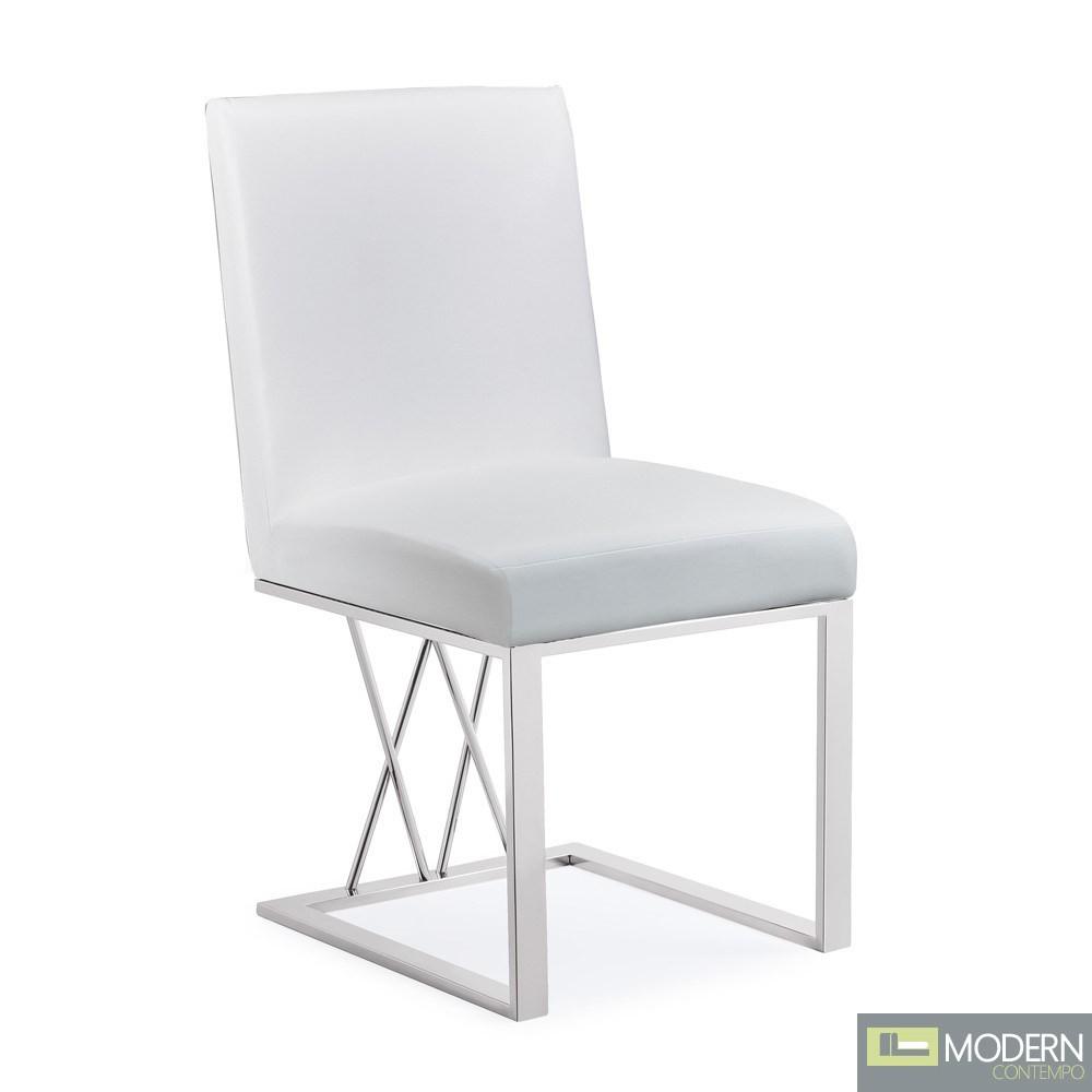 Ikoyi Dining Chair White