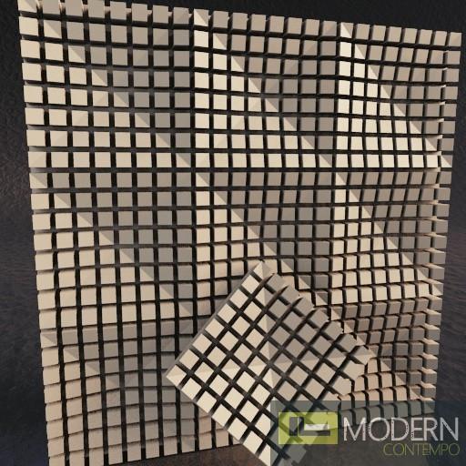 TexturedSurface 3d wall panel TSG201