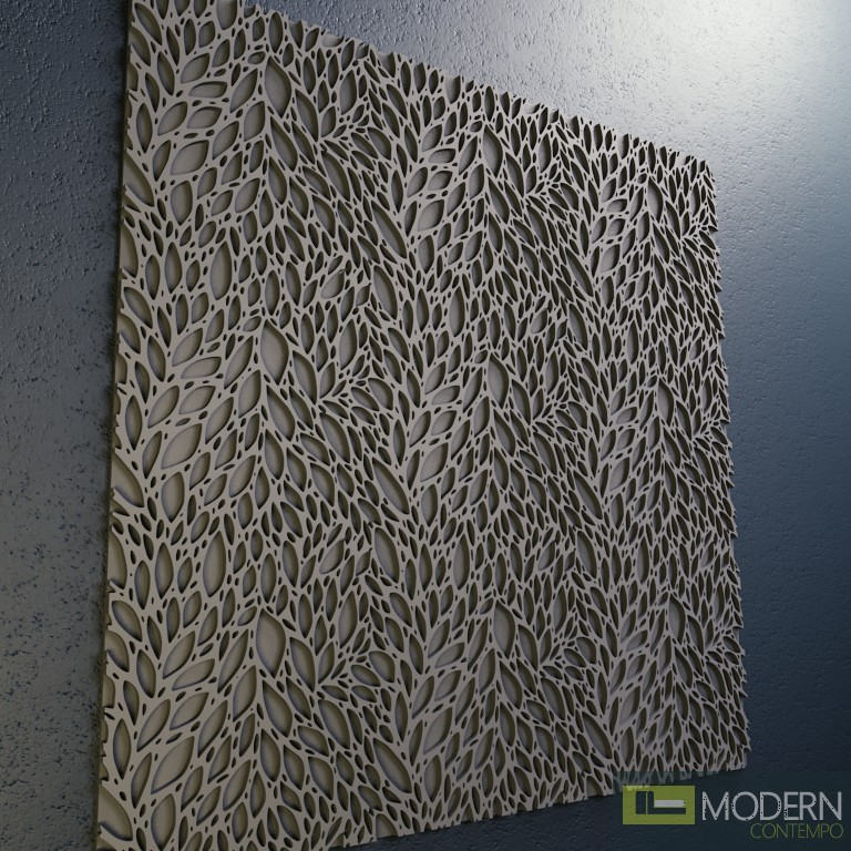 TexturedSurface 3d wall panel TSG126