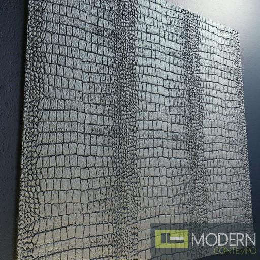 3D SURFACE WALL PANEL Crocodile MDF-47