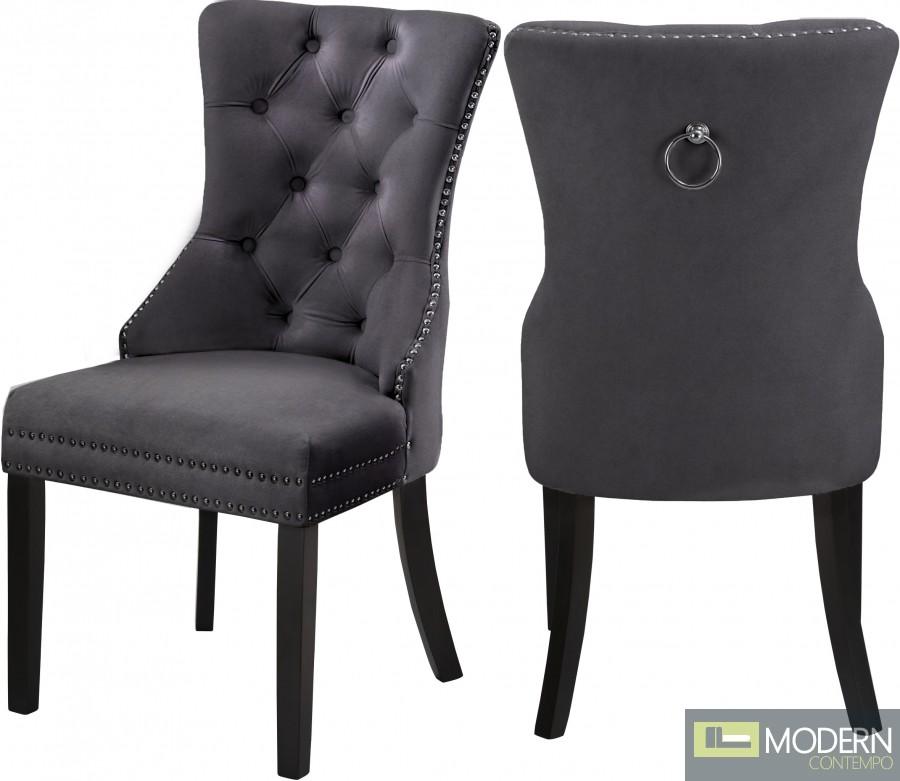Amara Velvet Dining Chair - Set of 2