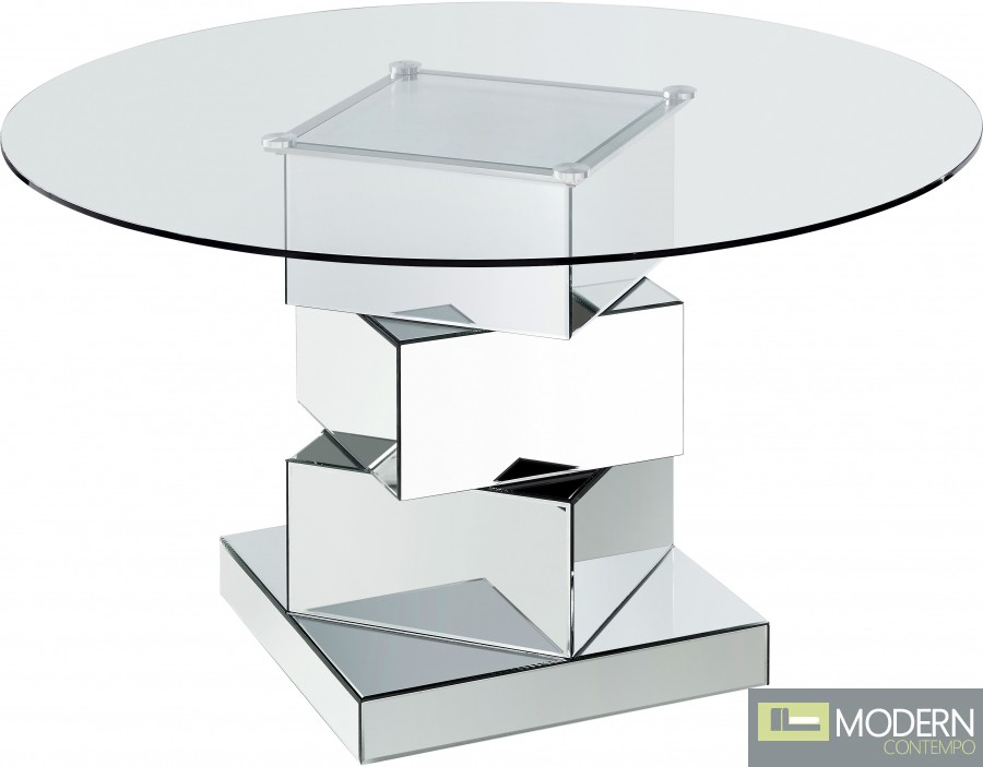 Impilati Mirrored Dining table
