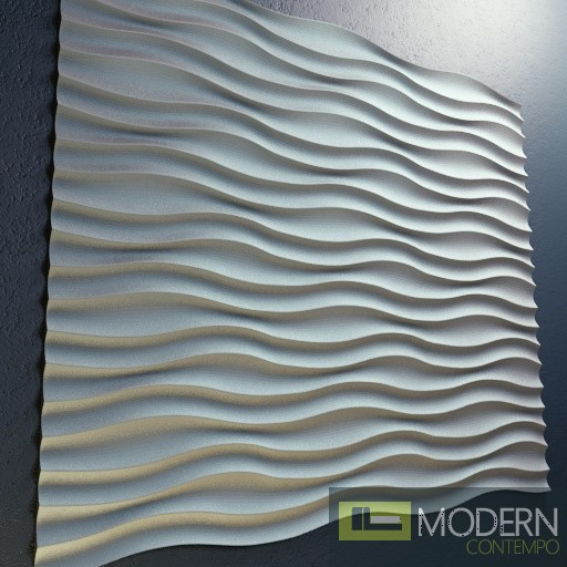 TexturedSurface 3d wall panel TSG49