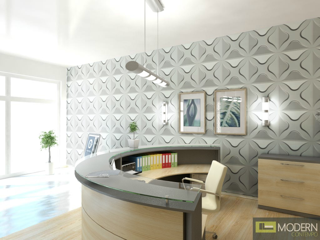 CLUB- Exterior and Interior Glue on Wall 3d Surface Panel. 12 panels ...