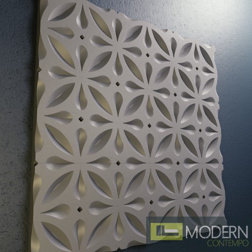 3D SURFACE WALL PANEL MDF-17