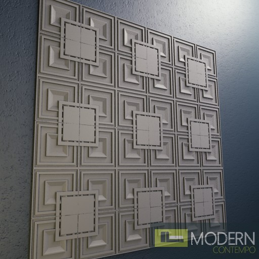 3D SURFACE WALL PANEL MDF-18