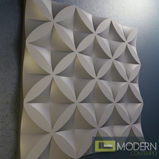 3D SURFACE WALL PANEL MDF-23