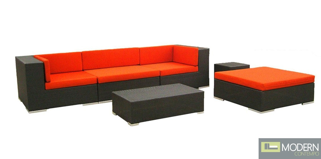 2903 - Patio Sofa Set
