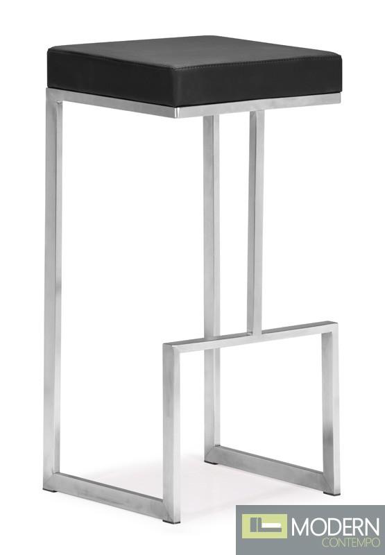 Dame Bar Chair Black - Set of 2