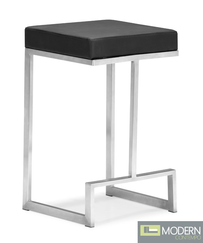 Dame Counter Chair Black - Set of 2