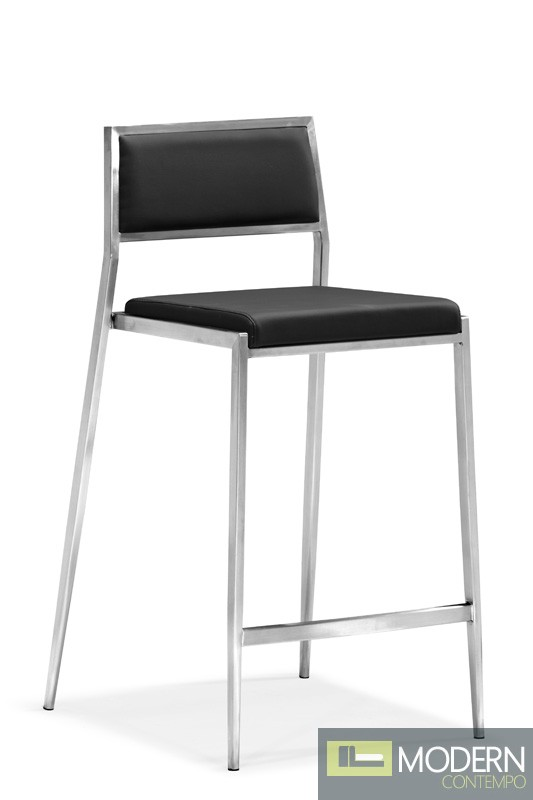Dolemite Counter Chair Black - Set of 2