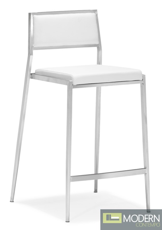 Dolemite Counter Chair White - Set of 2