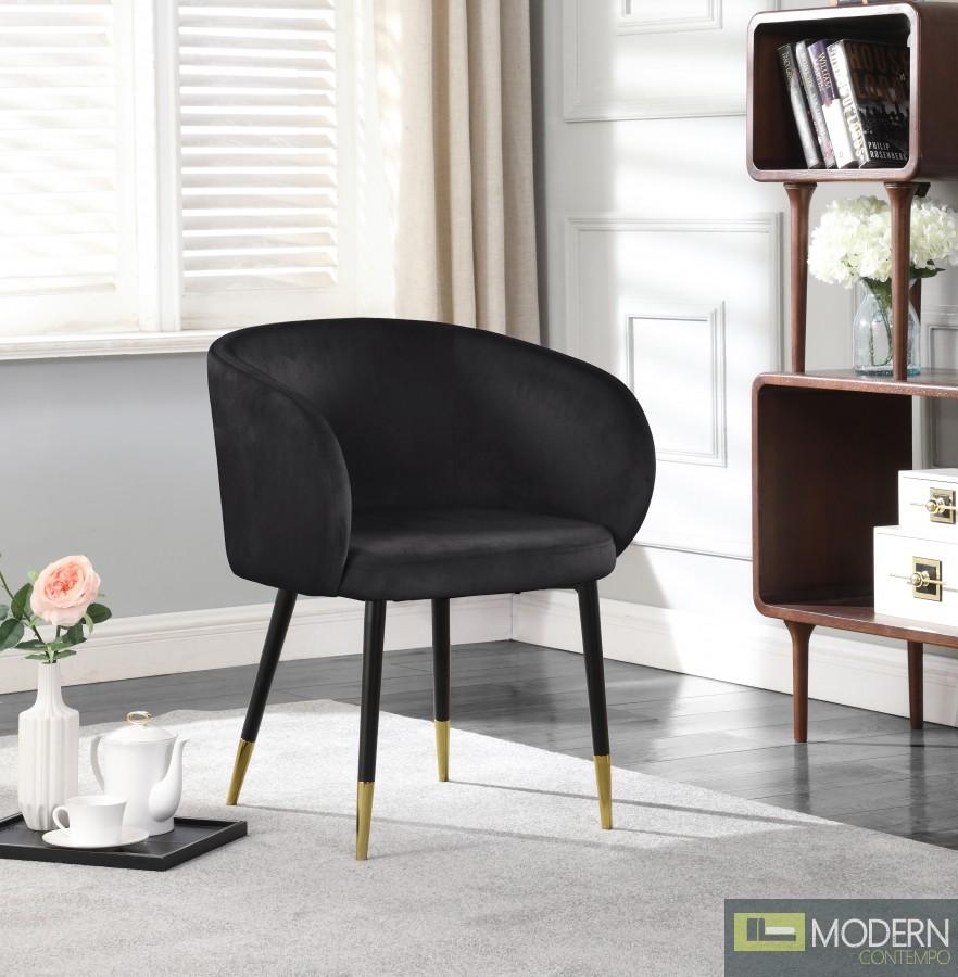 Donna Velvet Dining Chair