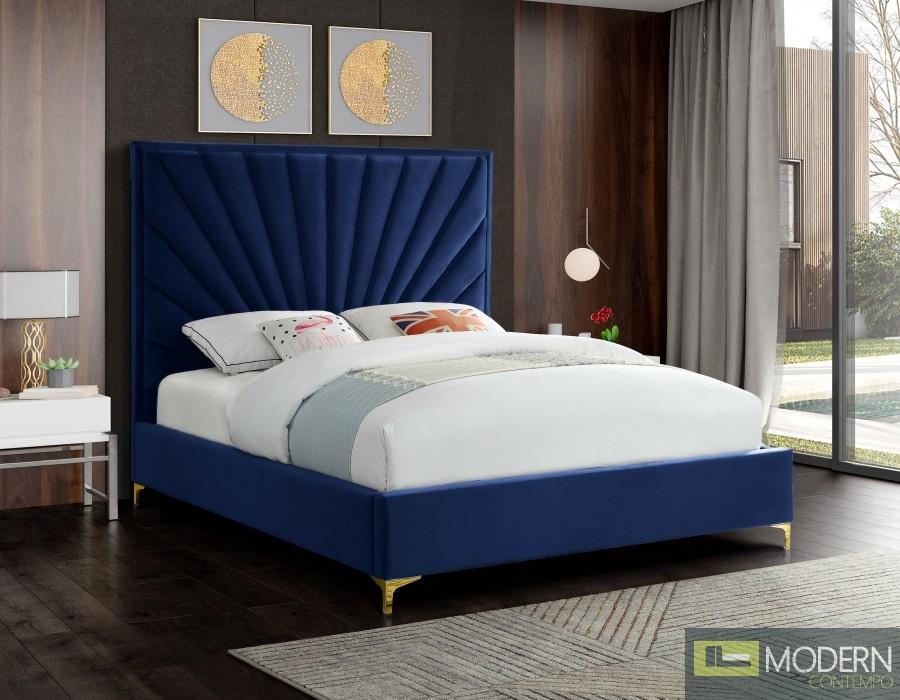 Eternity Velvet Bed