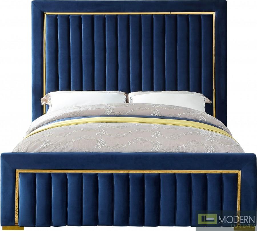 Duluth Velvet Bed