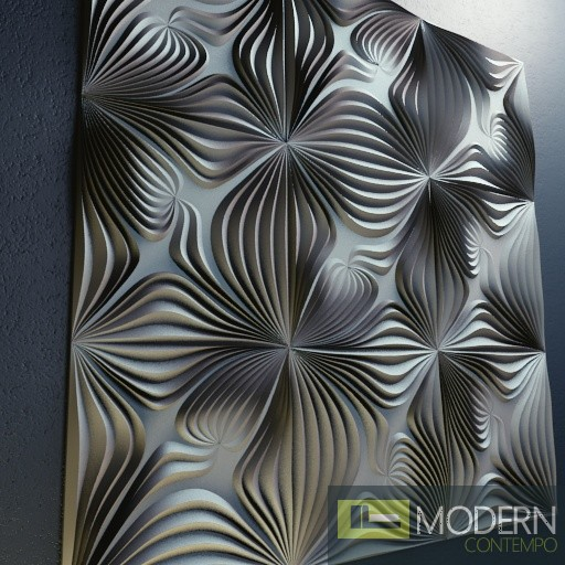 TexturedSurface 3d wall panel TSG110