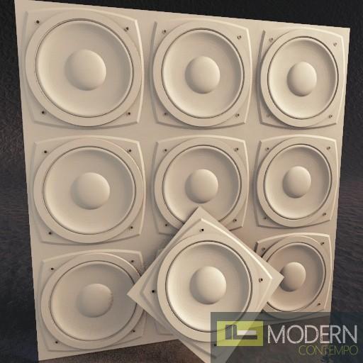 TexturedSurface 3d wall panel TSG104