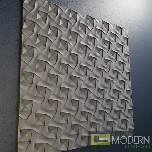 3D SURFACE WALL PANEL MDF-4