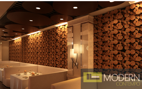 Modern Design Led Lit 3d Wall Panel Led 3dwalldecor Led
