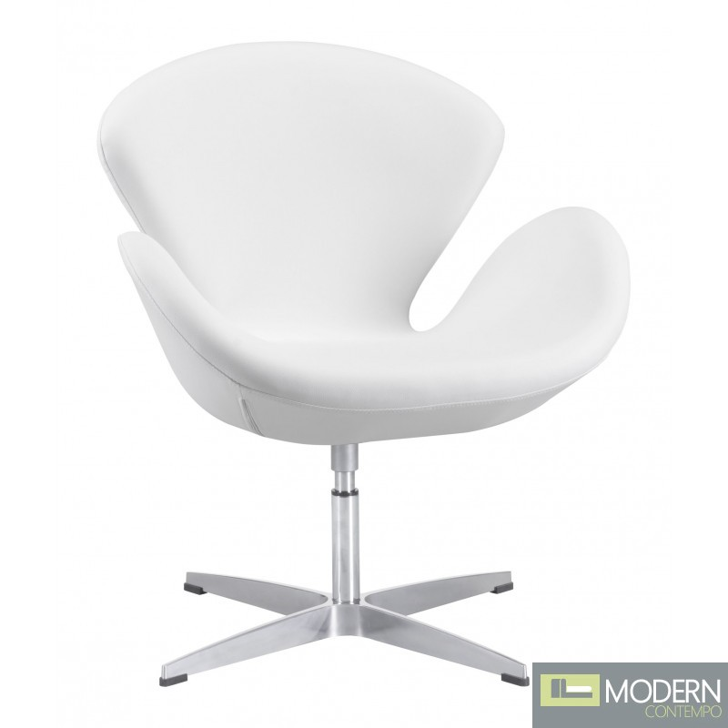 Prague Arm Chair White