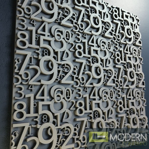 3D SURFACE WALL PANEL MDF-51
