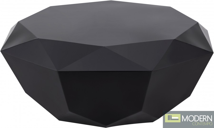 Gem Coffee Table BLACK