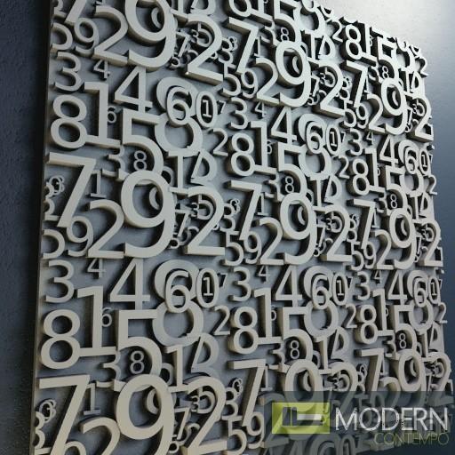 TexturedSurface 3d wall panel TSG51