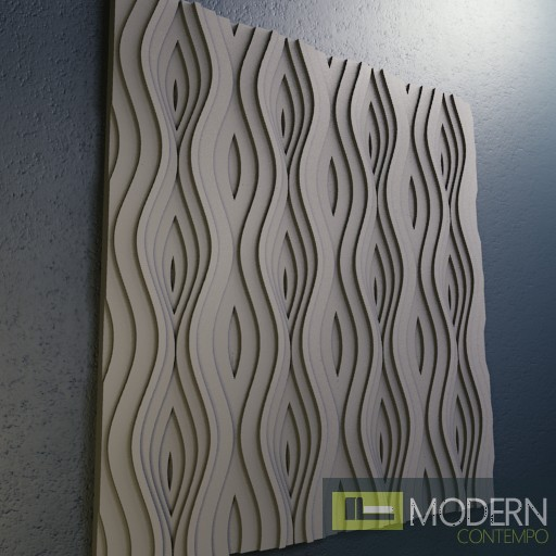 3D SURFACE WALL PANEL MDF-6