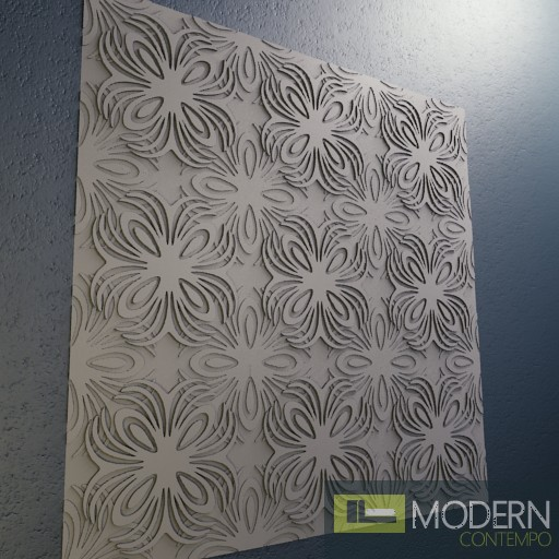3D SURFACE WALL PANEL MDF-8