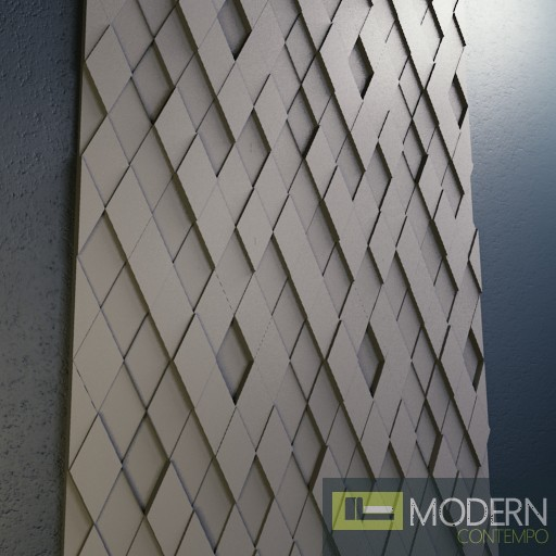 3d Surface Wall Panel Mdf 4