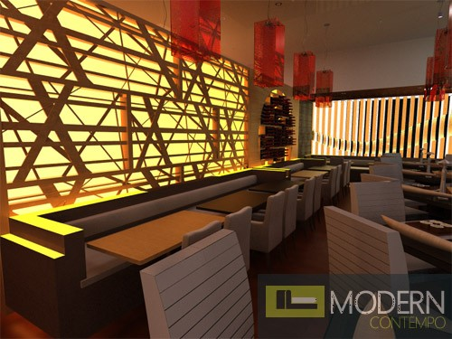 TEXTURED SURFACE CUSTOM 3D WALL SURFACE  PANEL-MDF STEM