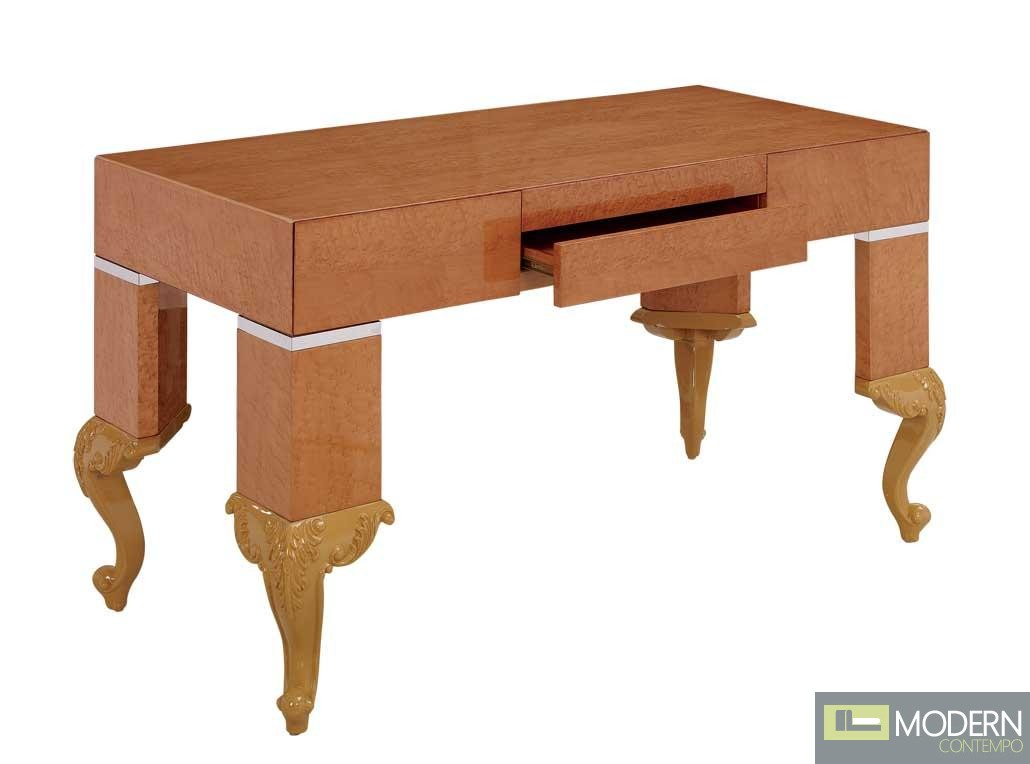 Regency Style Color Writing Desk