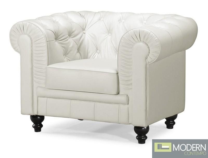 Aristocrat Arm Chair White